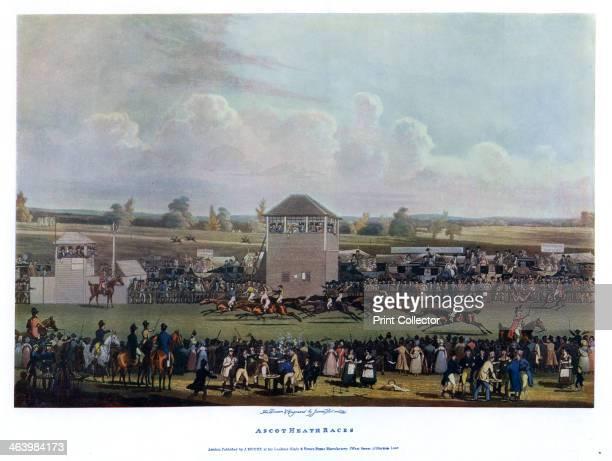 'Ascot Heath Races'.
