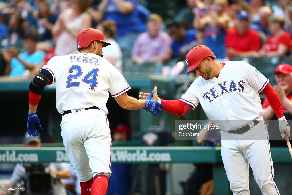 Baltimore Orioles v Texas Rangers : News Photo