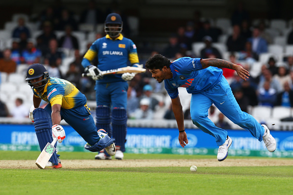India v Sri Lanka - Cricket : News Photo