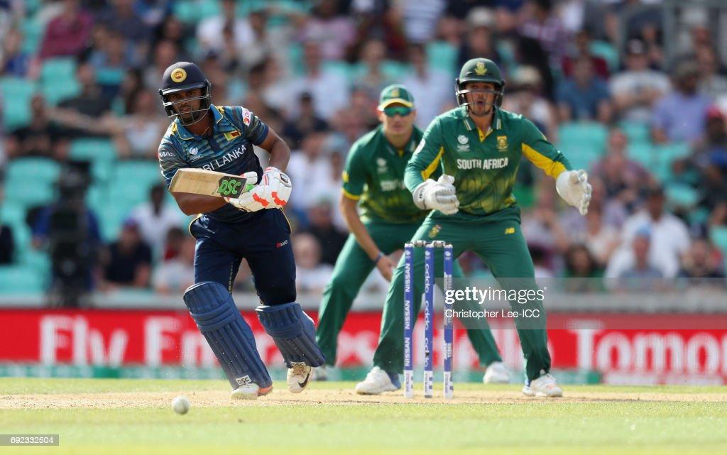 Sri Lanka v South Africa - ICC Champions Trophy