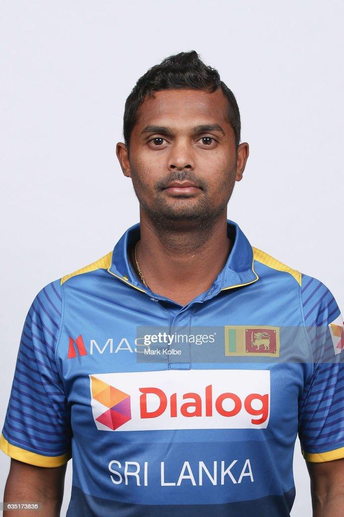 Sri Lanka T20 Headshots Session