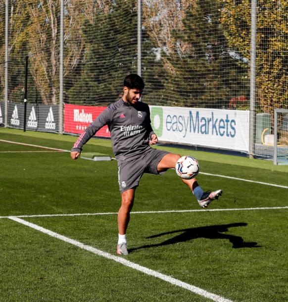 ESP: Real Madrid Training Session
