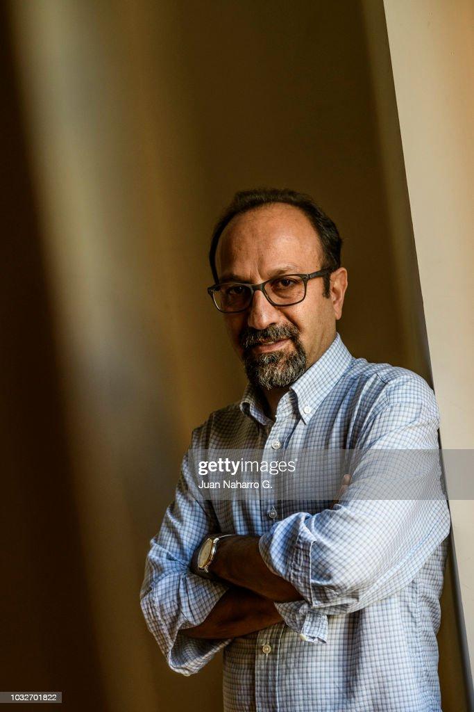 Asghar Farhadi  Portrait Session