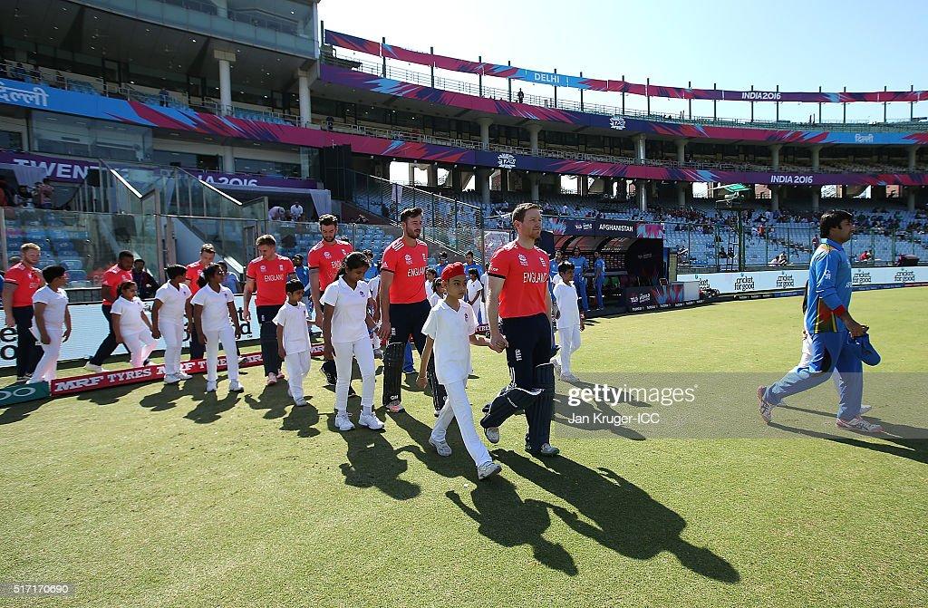 ICC World Twenty20 India 2016: England v Afghanistan
