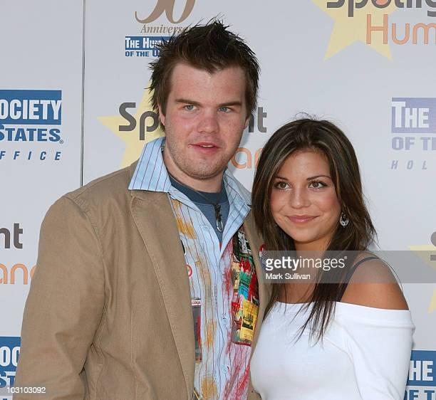 Ash Christian and Chelsea Brummet