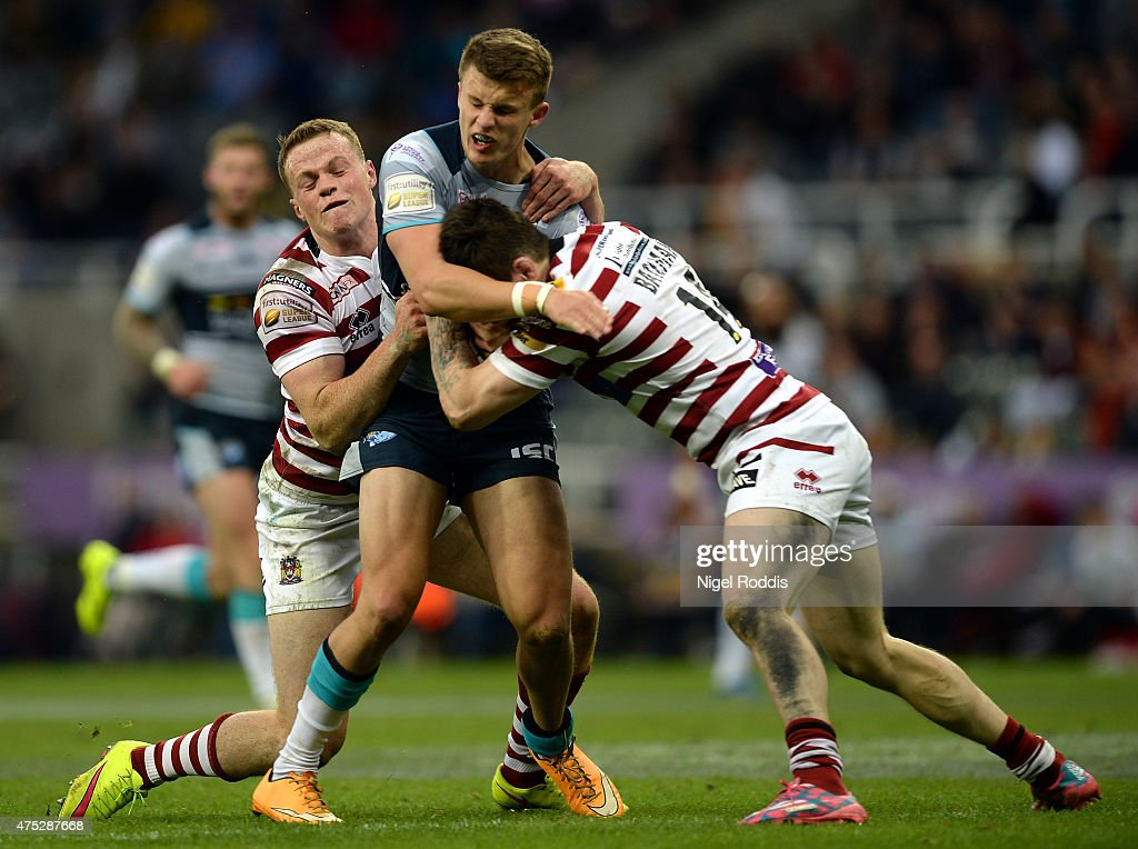 Leeds Rhinos v Wigan Warriors - Magic Weekend