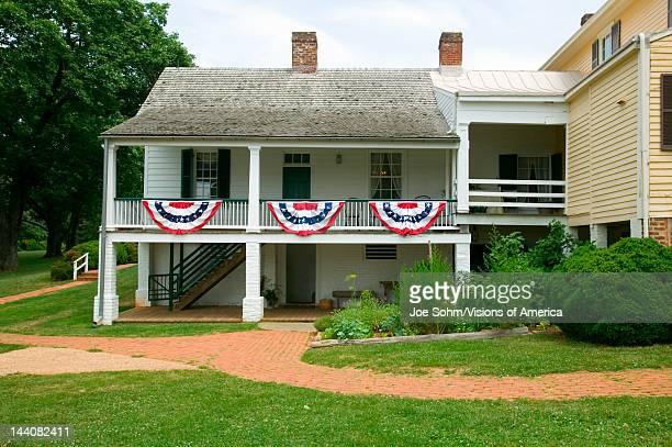 Ash LawnHighland Home of President James Monroe Albemarle County Virginia