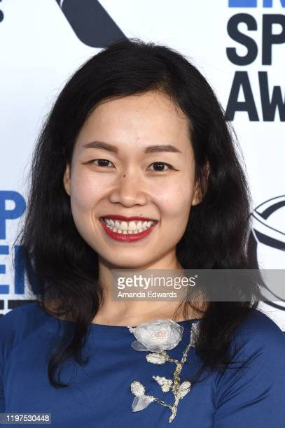 Ash Mayfair attends the 2020 Film Independent Spirit Awards Nominees Brunch at BOA Steakhouse on January 04 2020 in West Hollywood California