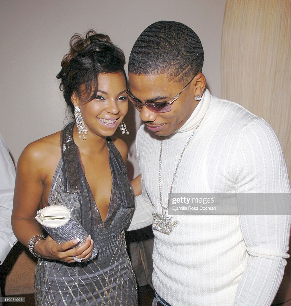 Ashanti, Nelly - Ashanti and Nelly Photos - Ashantis