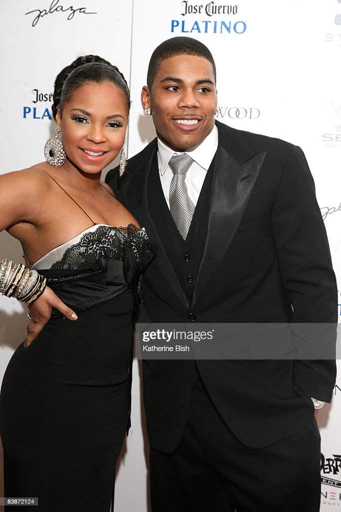 NOVEMBER 30, 2008 - Ashanti and Nelly during Nelly's 3rd ...