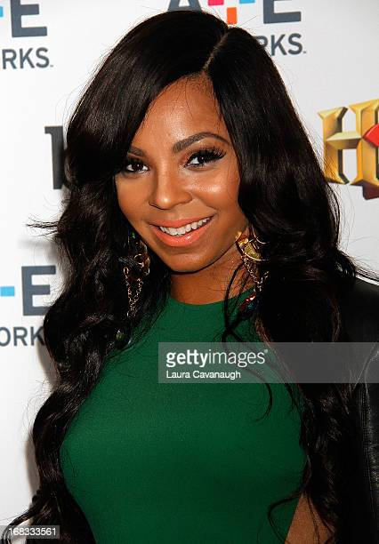 Ashanti attends AE Networks 2013 Upfront at Lincoln Center on May 8 2013 in New York City