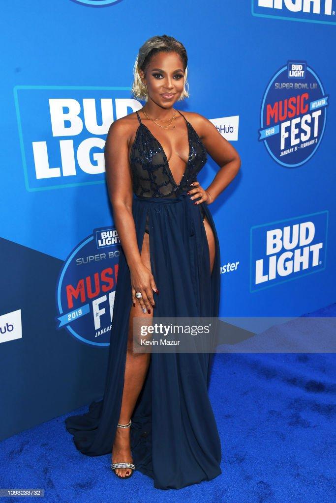 Bud Light Super Bowl Music Fest - Day 3 - Arrivals : News Photo