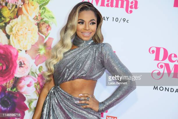 """Ashanti attends VH1's Annual """"Dear Mama: A Love Letter To Mom"""" at The Theatre at Ace Hotel on May 02, 2019 in Los Angeles, California."""