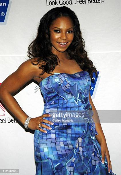 Ashanti during The American Cancer Society and Cosmetic Industry's 21st Annual DreamBall Benefiting Look Good, Feel Better at Waldorf Astoria in New...