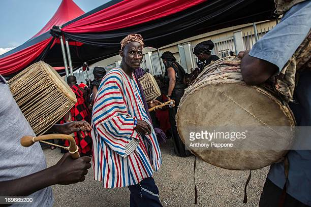 Ashanti funeral in kumasi, is been a unique opportunity to understand the culture traditional Akan people. The Ashantis are well known for their...