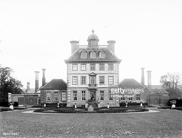 Ashdown Park House, Ashbury, Oxfordshire, c1860-c1922. Ashdown House, isolated in the Berkshire Downs, was built in c1660 by Lord Craven for the...