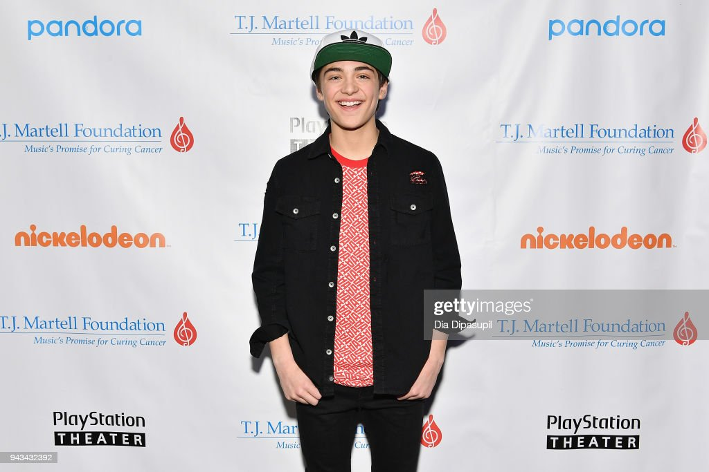 T.J. Martell Foundation's 17th Annual New York Family Day : News Photo