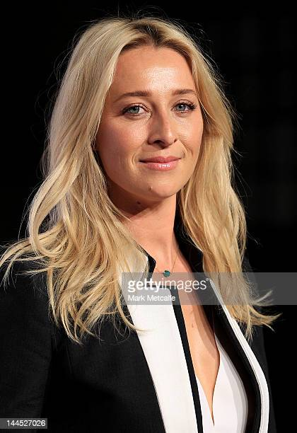 Asher Keddie arrives at the 2012 Women Of Style Awards at the Carriage Works on May 15 2012 in Sydney Australia