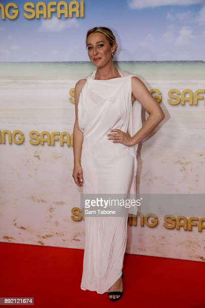 Asher Keddy attends the Melbourne premiere of Swinging Safari on December 14 2017 in Melbourne Australia