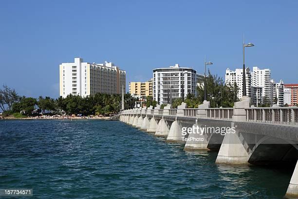 Ashford Avenue Bridge, San Juan Puerto Rico