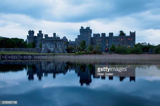Ashford Castle Near Cong; County Mayo, Ireland