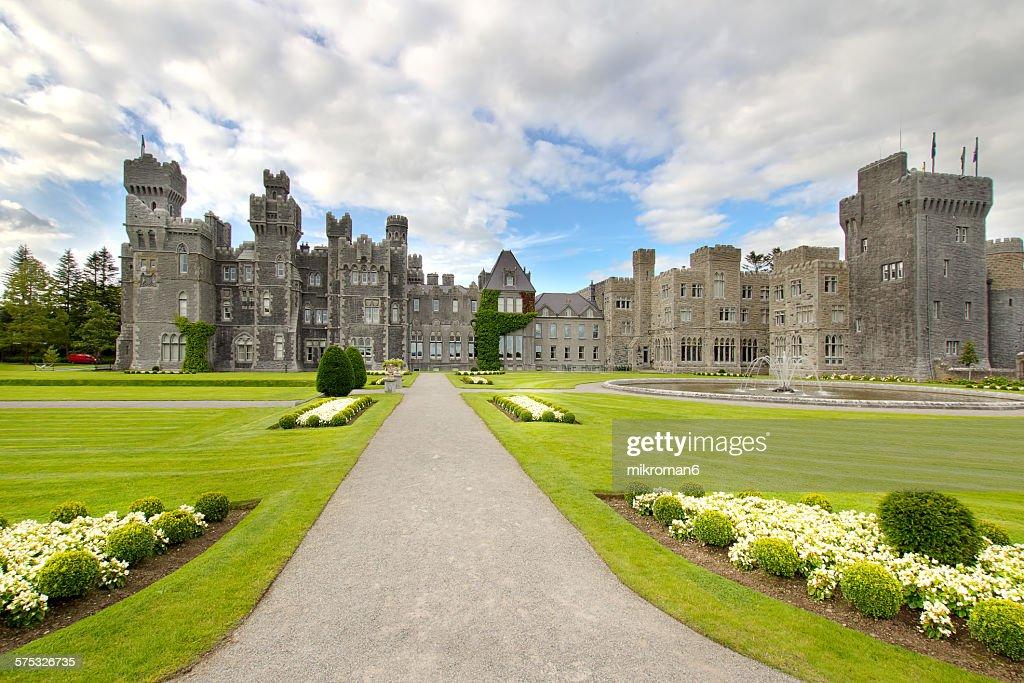 Ashford Castle : Foto stock