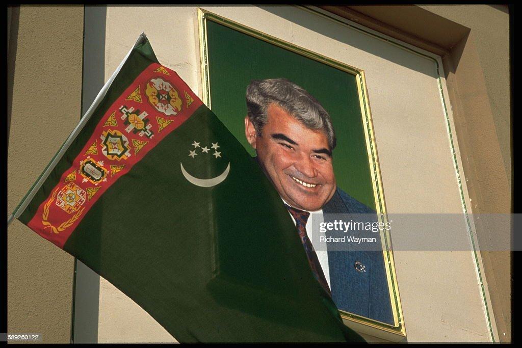 TURKMENISTAN CELEBRATES 7 YEARS OF INDEPENDENCE. : News Photo