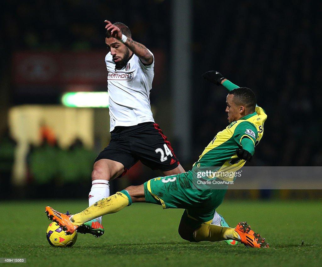 Norwich City v Fulham - Premier League