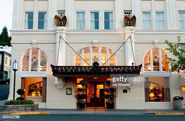 Ashland Springs Hotel in Ashland, Oregon