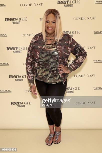 Ashlee Marie Preston attends Teen Vogue Summit 2018: #TurnUp - Day 2 at The New School on June 2, 2018 in New York City.