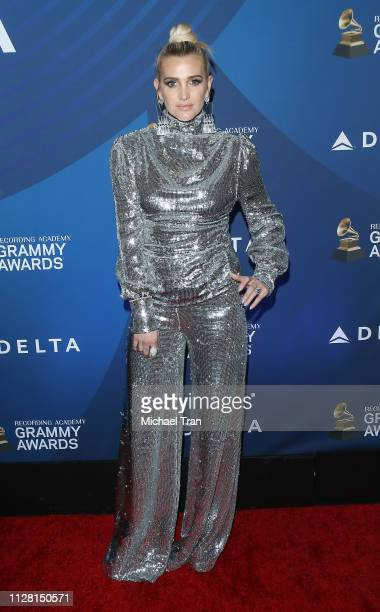 Ashlee Simpson attends the Delta Air Lines celebrates 2019 GRAMMYs held at Mondrian Hotel on February 07 2019 in Los Angeles California