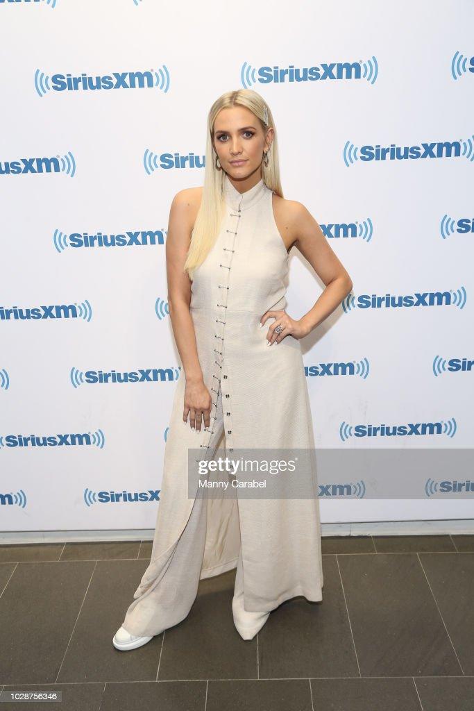 Celebrities Visit SiriusXM - September 7, 2018