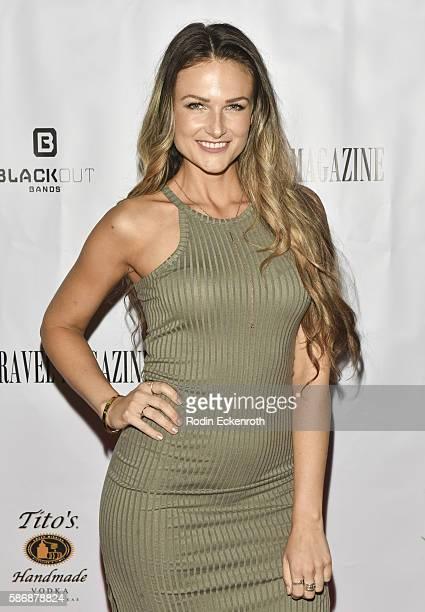Ashlee Williss attends Los Angeles Travel Magazine 2016 Endless Summer Issue Release at Penthouse Nightclub & Dayclub on August 6, 2016 in West...