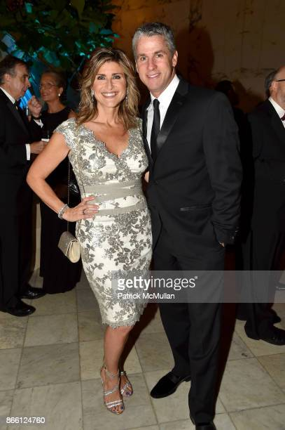 Ashleigh Banfield And Chris Haynor Attend The Council For Canadian American Relations Gala At The Metropolitan