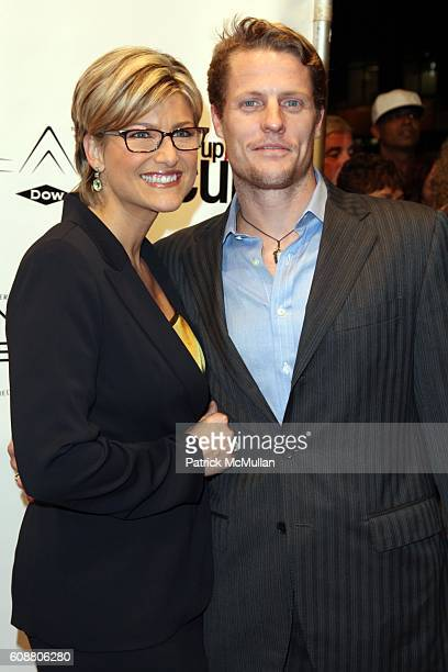 Ashleigh Banfield and Howard Gould attend JERRY SEINFELD Performs and Hosts STAND UP FOR A CURE a Concert to Benefit MEMORIAL SLOANKETTERING CANCER...