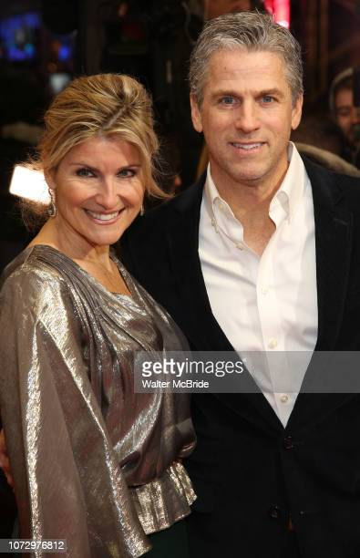 Ashleigh Banfield and Howard Gould attend the Broadway Opening Night Performance of To Kill A Mockingbird on December 13 2018 at The Shubert Theatre...