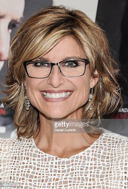 Ashleigh Banfield attends at the 99 Homes New York Screening at Celeste Bartos Theater at the Museum of Modern Art on August 18 2015 in New York City