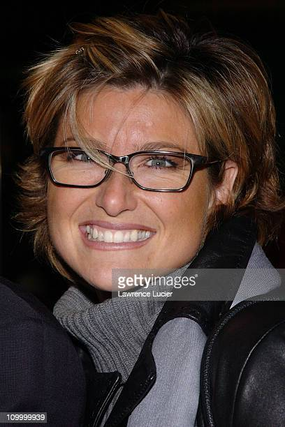 Ashleigh Banfield during In My Country New York City Premiere Arrivals at Beekman Theater in New York City New York United States