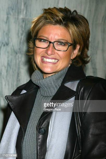 Ashleigh Banfield during In My Country New York City Premiere Inside Arrivals at Beekman Theatre in New York City New York United States