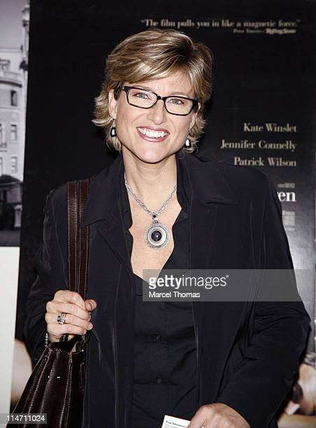 Ashleigh Banfield during Little Children Special Screening at MOMA October 10 2006 at MOMA in New York City New York United States