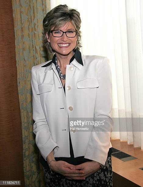 Ashleigh Banfield during Modern Bride's 25 Trendsetters of 2006 Awards Dinner at The RitzCarlton in New York City New York United States