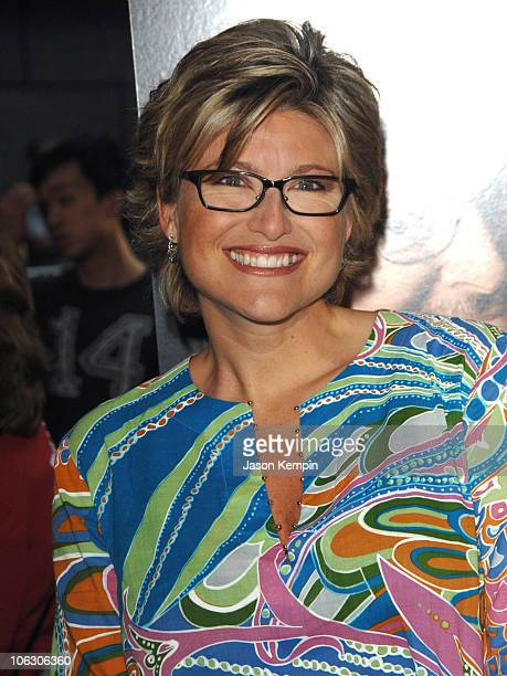 Ashleigh Banfield during Sicko New York Premiere Arrivals at Ziegfeld Theater in New York City New York United States