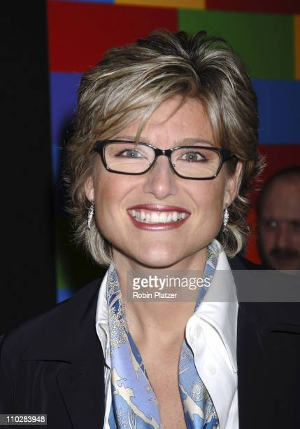"Ashleigh Banfield during ""Thank You For Smoking"" New York Premiere - Inside Arrivals - March 12, 2006 at Museum of Modern Art in New York City, NY,..."