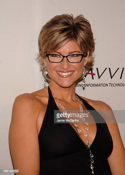 Ashleigh Banfield during The 34th International Emmy Awards Gala Arrivals at New York Hilton in New York City New York United States