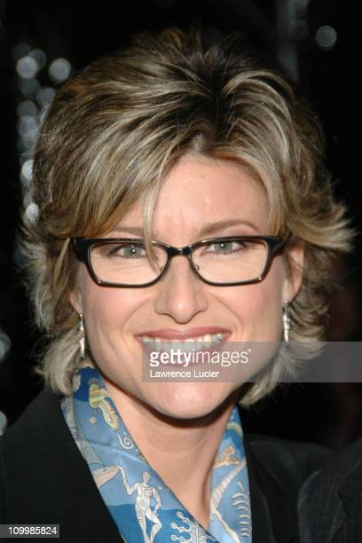 Ashleigh Banfield during United 93 New York Premiere Arrivals at Ziegfeld Theater in New York City New York United States