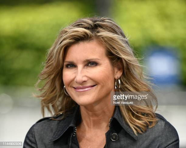 Ashleigh Banfield visits Extra at Universal Studios Hollywood on April 24 2019 in Universal City California