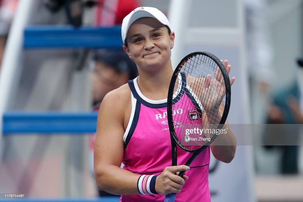 2019 China Open - Day 8 (Semi Finals) : News Photo