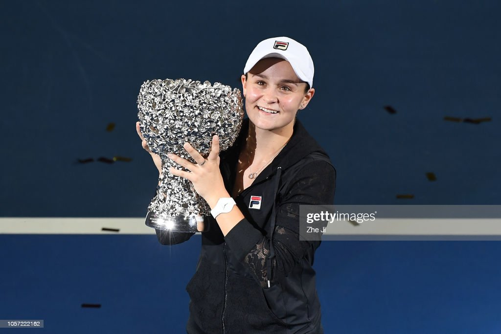 2018 WTA Elite Trophy Zhuhai - Day 6 : News Photo