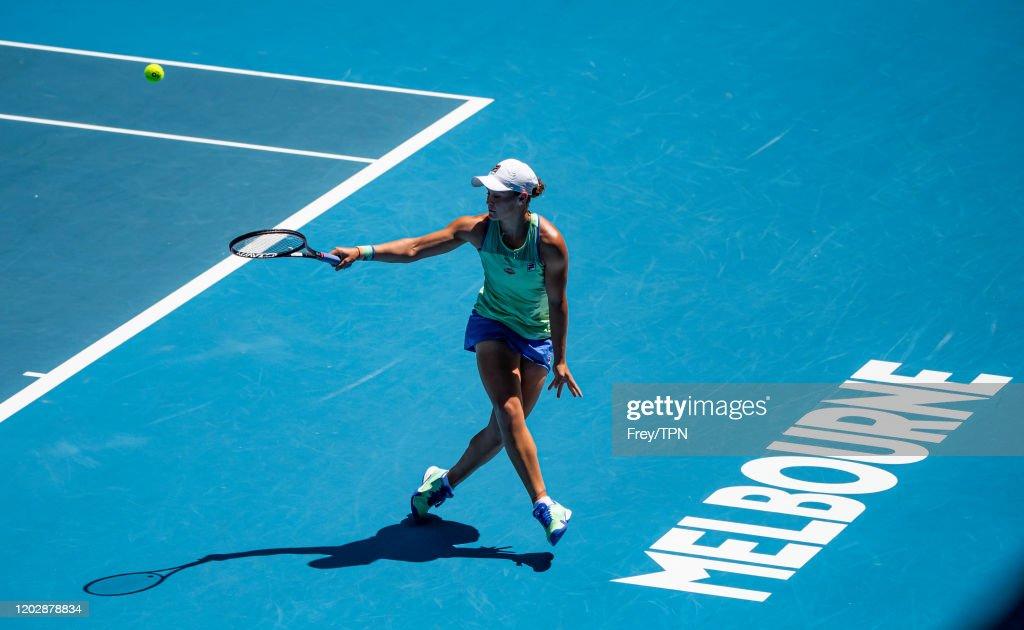 2020 Australian Open - Day 11 : News Photo