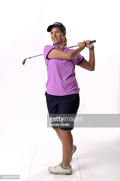 Ashleigh Buhai of South Africa poses for a portrait during the LPGA KIA CLASSIC at the Park Hyatt Aviara on March 21 2018 in Carlsbad California
